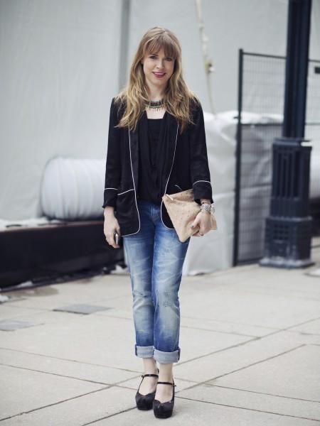 2017 fashion outfits - Flare Toronto Fashion Week Street Style Kirsten Reader